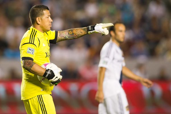RSL's Nick Rimando expects more from his club in 2013.  Credit: Michael Janosz - ISIPhotos.com
