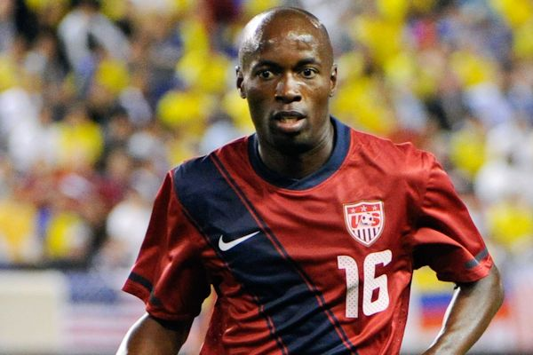 US soccer player DaMarcus Beasley.  Credit: Howard C. Smith - ISIPhotos.com