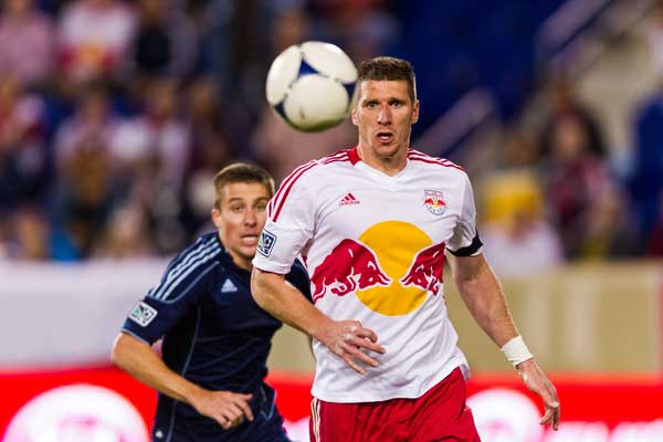 Kenny Cooper moves from New York to Dallas.  Credit: Howard C. Smith - ISIPhotos.com