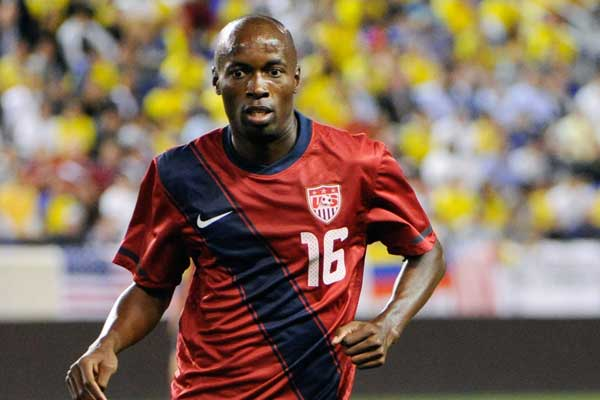 US National Team player DaMarcus Beasley.  Credit: Howard C. Smith - ISIPhotos.com