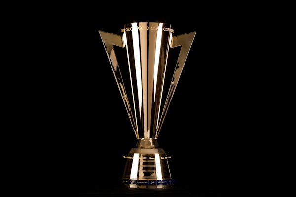 New Trophy for Gold Cup | US Soccer Players