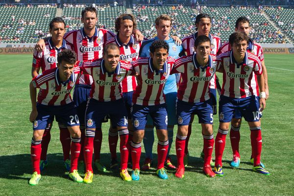 chivas mexican soccer team wwwimgkidcom the image