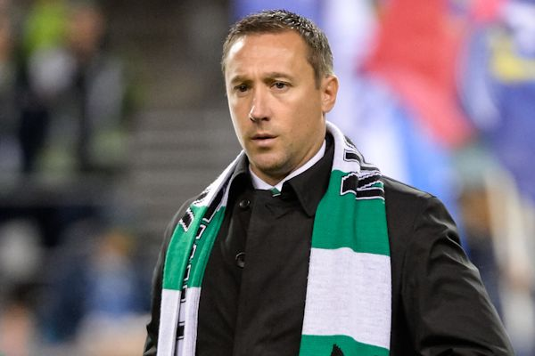 Caleb Porter gets his first playoff experience in his first season as an MLS coach. Credit: Joshua Weisberg - ISIPhotos.com