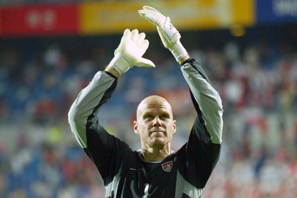USMNT player Brad Friedel.