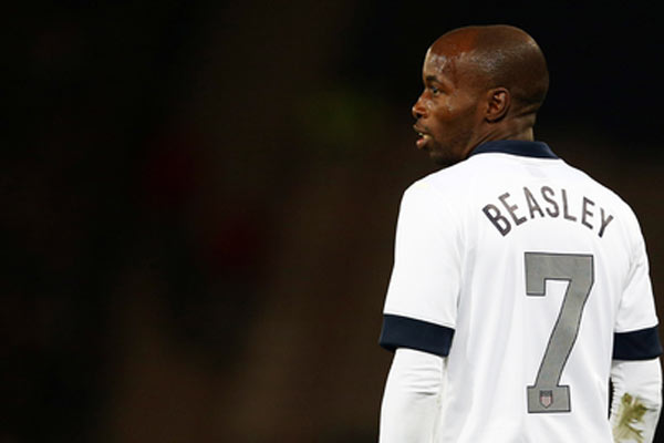 damarcus beasley, usmnt, soccer, biography