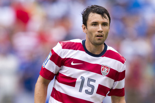 michael parkhurst, usmnt, soccer, biography
