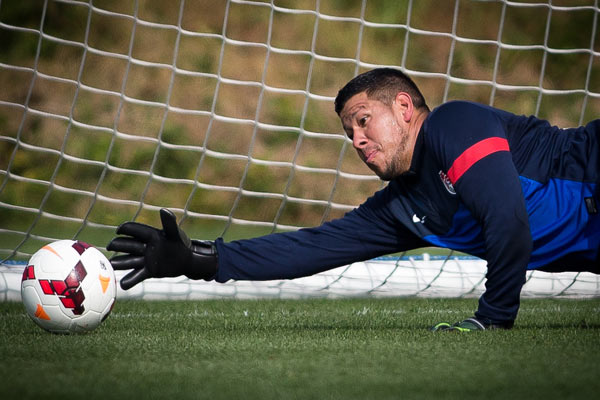 nick rimando, usmnt, soccer, biography