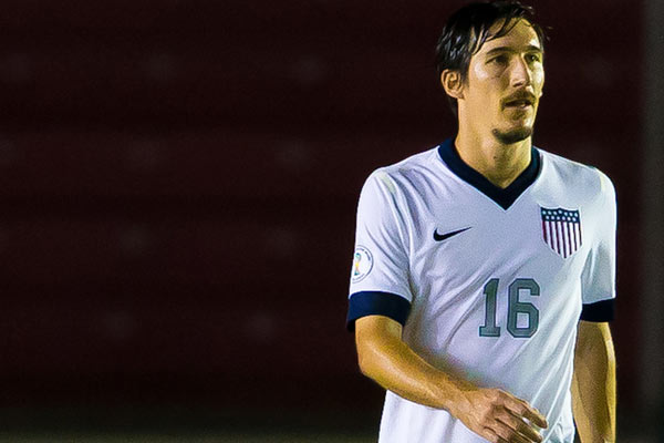 US National Team player Sacha Kljestan. Credit: Michael Janosz - ISIPhotos.com