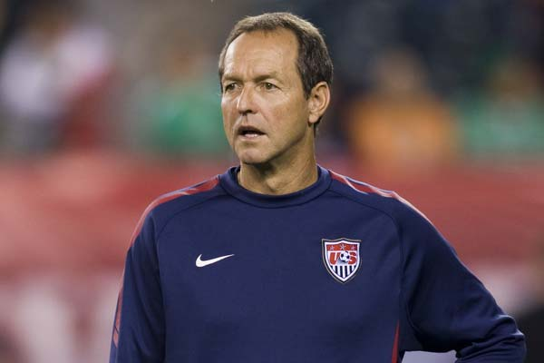USMNT soccer player Thomas Dooley.