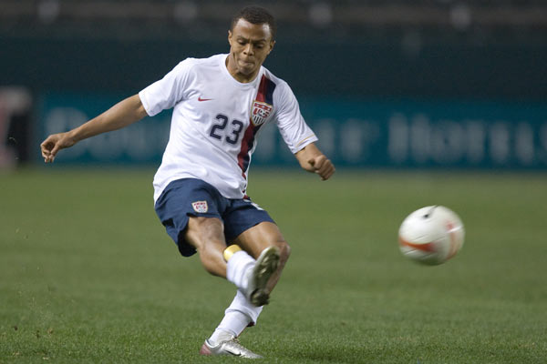 jeremiah white, usmnt, biography, soccer