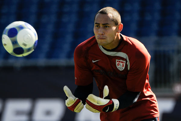luis robles, usmnt, soccer player, biography
