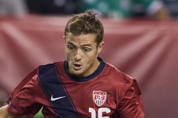 robbie rogers, usmnt, soccer player, biography