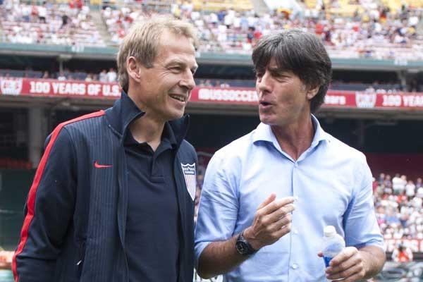 jurgen-klinsmann-joachim-low-usmnt-germany-soccer-world-cup-coaches