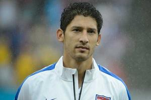 Omar Gonzalez scores for Pachuca, goal for Bobby Wood