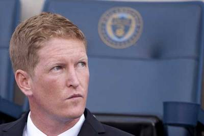 Is Jim Curtin the head coach for the Philadelphia Union?
