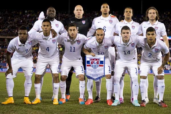 USMNT roster for Honduras friendly   US Soccer Players
