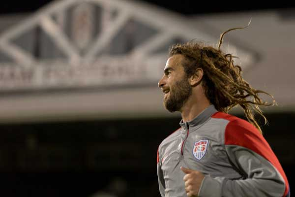 kyle-beckerman-craven-cottage-usmnt-training-fulham