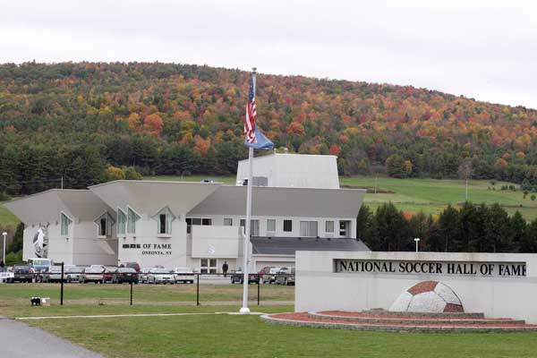 National Soccer Hall Of Fame Oneonta