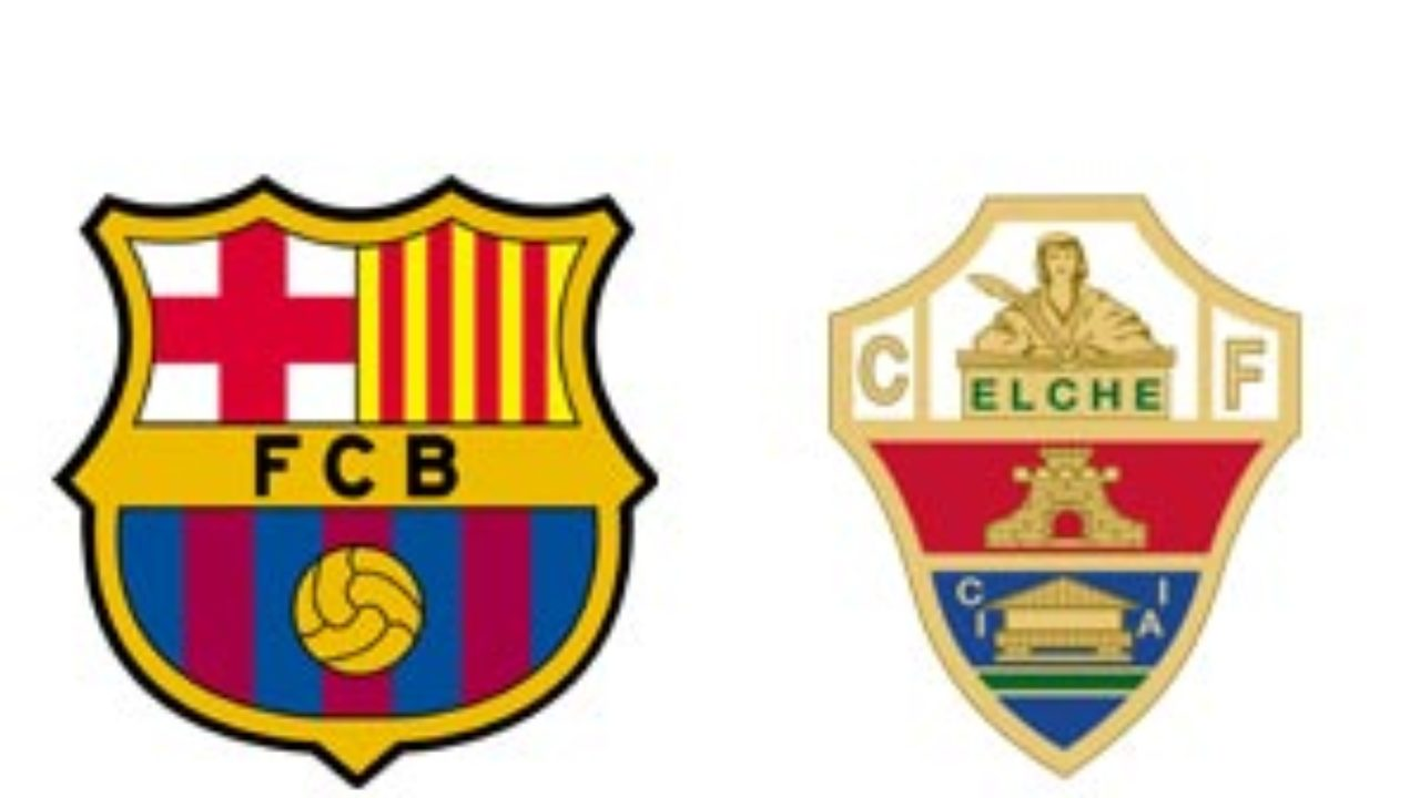 Soccer Tv Barcelona Vs Elche Us Soccer Players