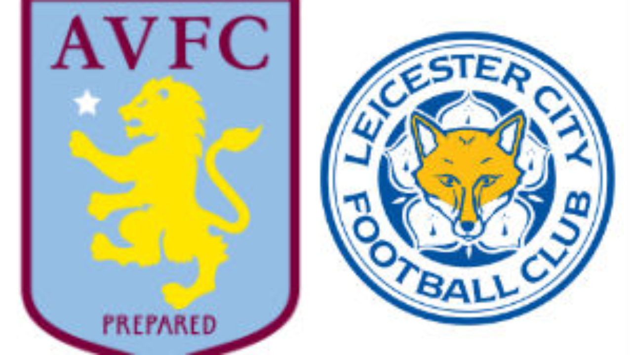 Soccer Tv Aston Villa Vs Leicester City In The Fa Cup Us Soccer Players