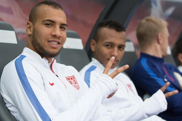john-brooks-julian-green-usmnt-practice-switzerland-march-2015