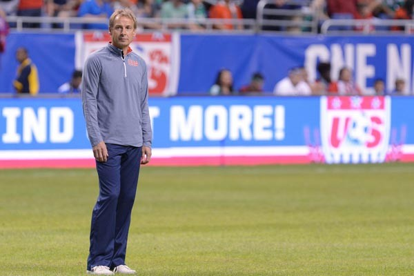 jurgen-klinsmann-usmnt-coach-mexico-friendly-alamodome-2015