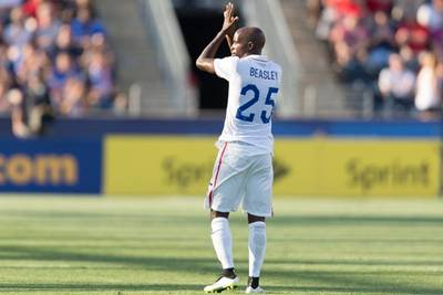 Beasley plans to join USMNT alums in the USL