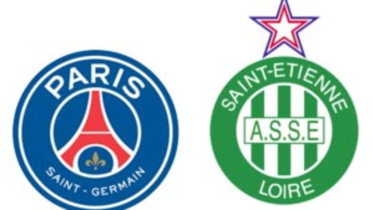 Soccer Tv Psg Vs St Etienne Us Soccer Players