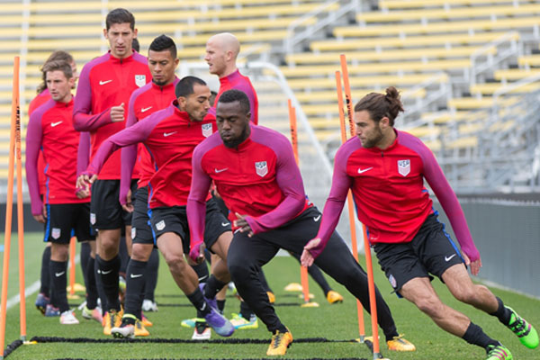 best website 0af0e afb56 4 Things For USMNT vs Guatemala | US Soccer Players