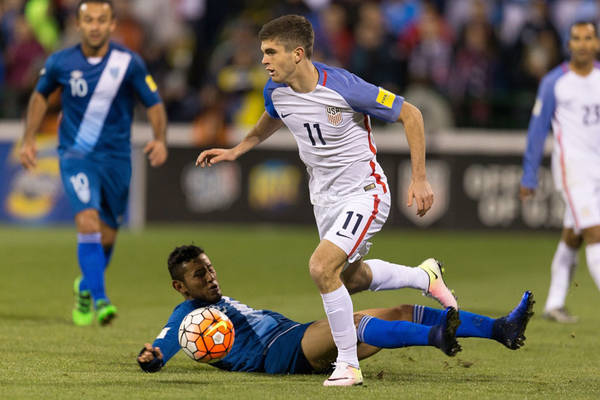 christian-pulisic-usmnt-march-2016