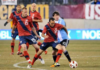 Does US soccer need American idols?
