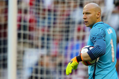 A new chapter for Brad Guzan