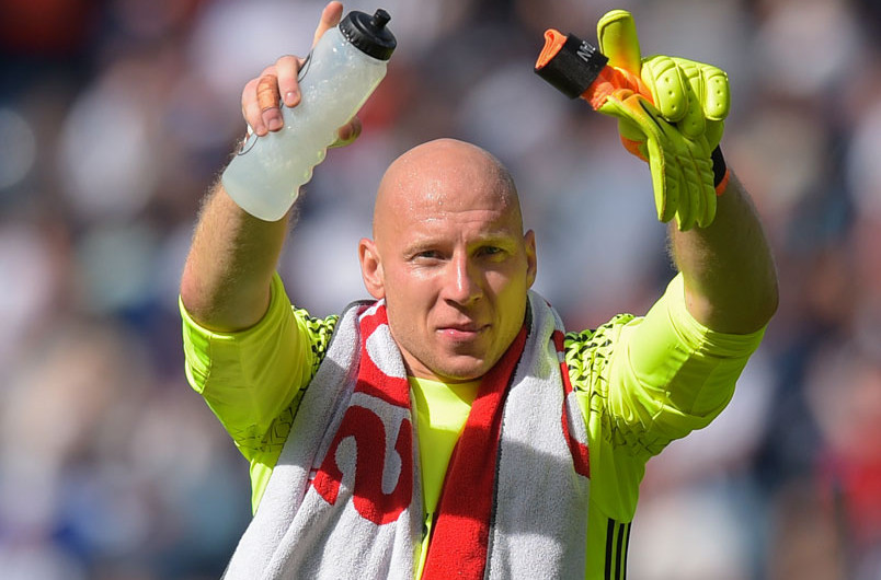 Goal for Bobby Wood as the Bundesliga season begins