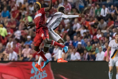 Another goal for Altidore in MLS, Dallas draws in CCL