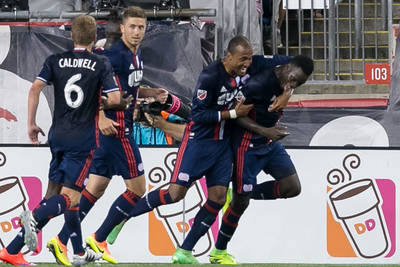 New England Revolution advance to 2016 Open Cup final