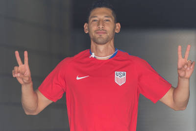 The USMNT on the road to St Vincent and the Grenadines