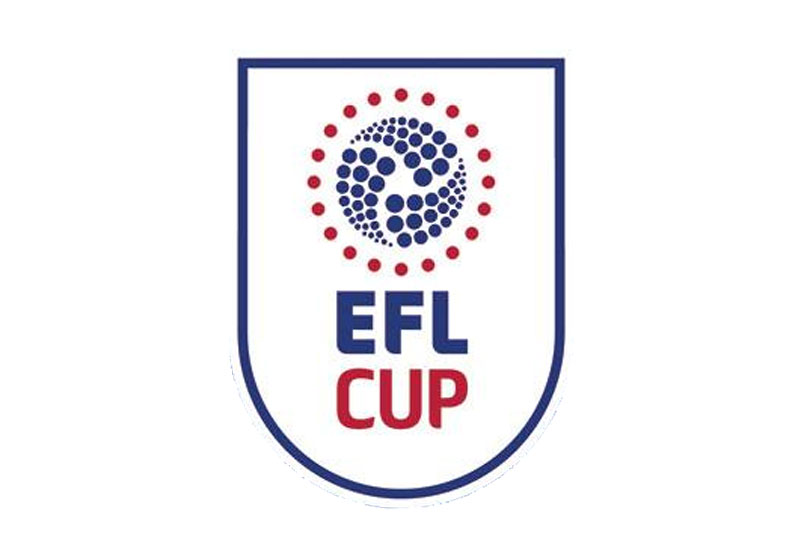 The League Cup logo.