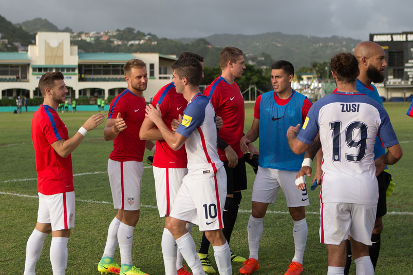 Paying attention to the World Cup qualifiers | US Soccer ...