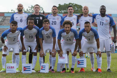 USMNT roster changes for New Zealand friendly
