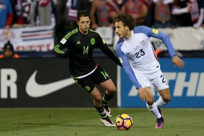 USMNT 1 – Mexico 2