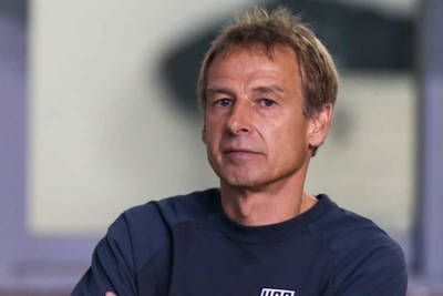 Klinsmann out in USMNT coaching shakeup
