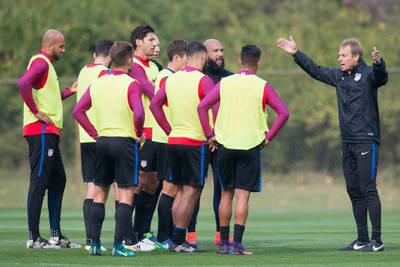 Klinsmann vs Osorio