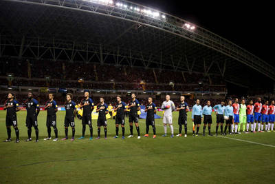Costa Rica 4 – USMNT 0