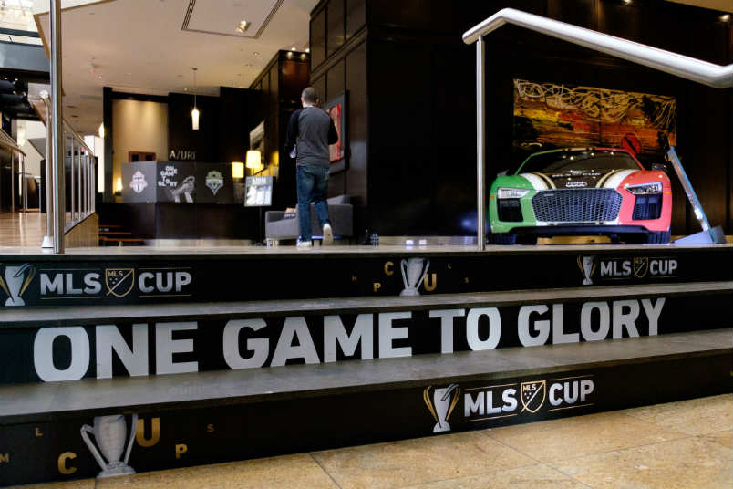 2016 mls cup toronto one game to glory major league soccer