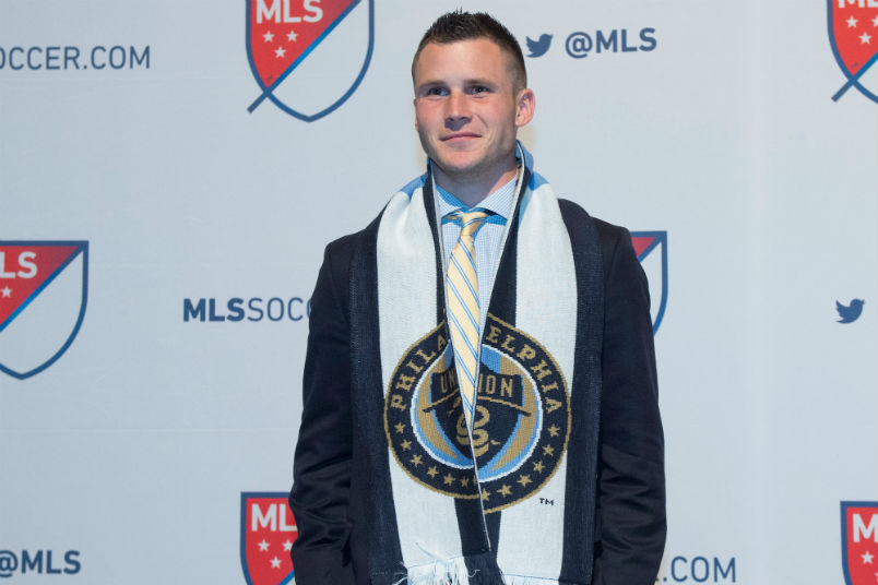 Minnesota takes UCLA forward with 1st pick in MLS draft