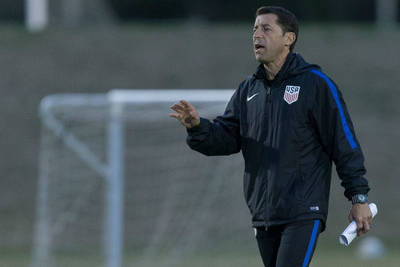 All eyes on Tab Ramos as USMNT U-20s face World Cup qualifying
