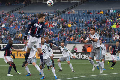 Another loss for Minnesota United in MLS week 4