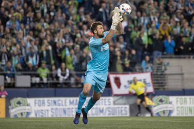 Being a backup goalkeeper in MLS