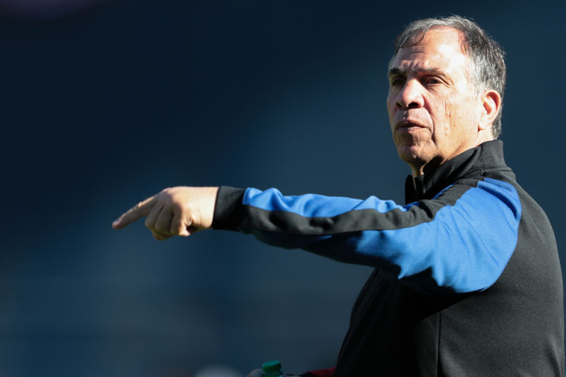 usmnt-coach-bruce-arena-training-session-us-national-soccer-team