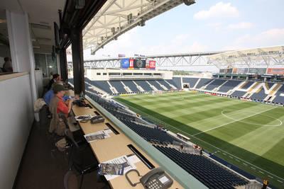 Gaming the MLS SuperDraft